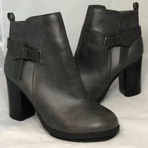 A+ Aldo Melody Ankle Boot Heels - Size 11